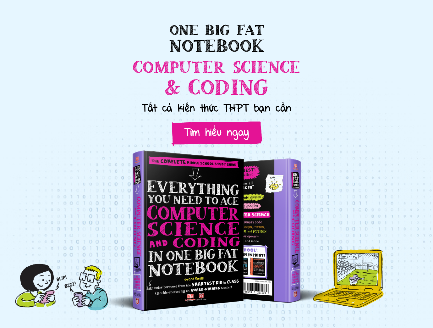 ONE BIG FAT NOTEBOOK SCIENCE COMPUTER & CODING